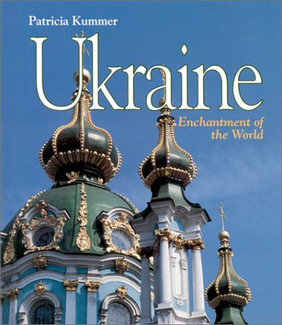 9780516211015: Ukraine (Enchantment of the World Second Series)