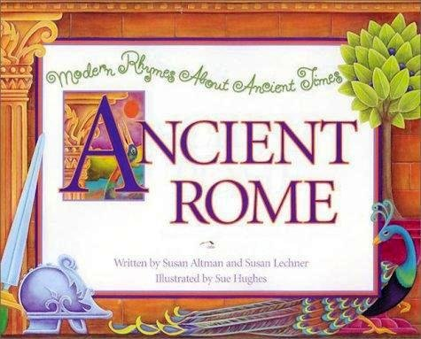 9780516211480: Ancient Rome (Modern Rhymes about Ancient Times)