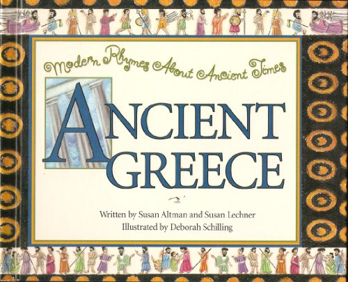Ancient Greece: Altman, Susan;Lechner, Susan