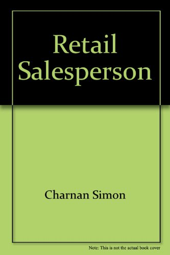 9780516212876: Retail Salesperson (Careers Without College (Capstone))