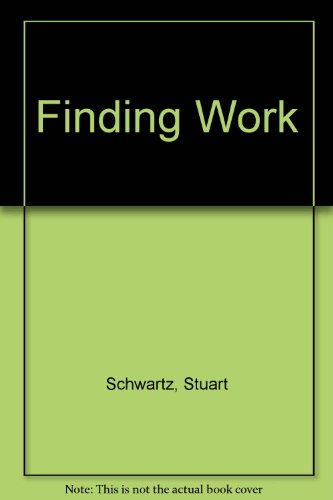 Finding Work (Looking at Work) 9780516213002 Examines different kinds of jobs and explores ways of finding appropriate employment.