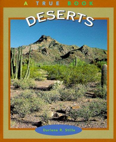 9780516215082: Deserts (True Books: Ecosystems)