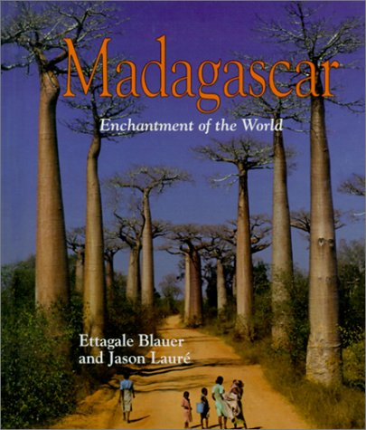 9780516216348: Madagascar (Enchantment of the World Second Series)