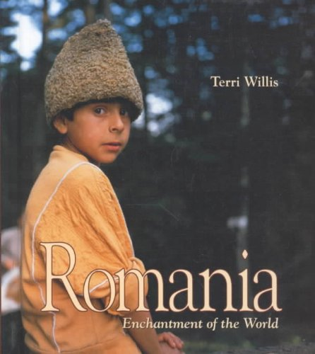 9780516216355: Romania (Enchantment of the World Second Series)