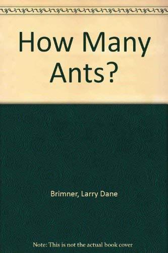 9780516216959: How Many Ants?