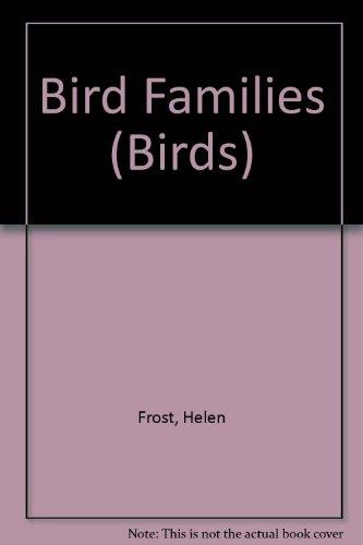 9780516218069: Bird Families (Birds)