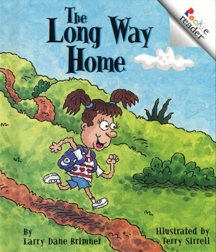 9780516220116: The Long Way Home (Rookie Readers)