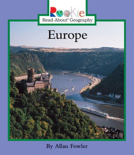 9780516222363: Europe (Rookie Read-About Geography)
