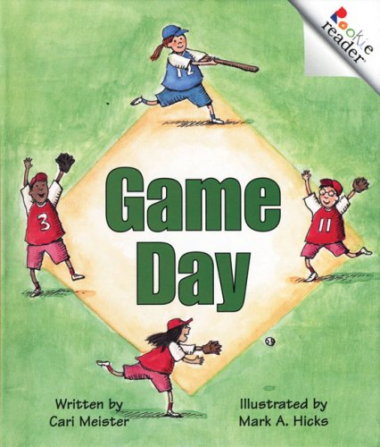 9780516222622: Game Day (Rookie Readers: Level A)