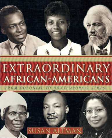 9780516225494: Extraordinary African-Americans: From Colonial to Contemporary Times (Extraordinary People)