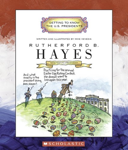 RUTHERFORD B. HAYES Nineteenth President