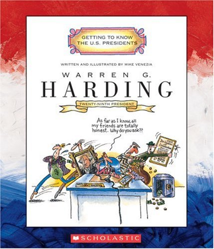 9780516226330: Warren G. Harding (Getting to Know the US Presidents)