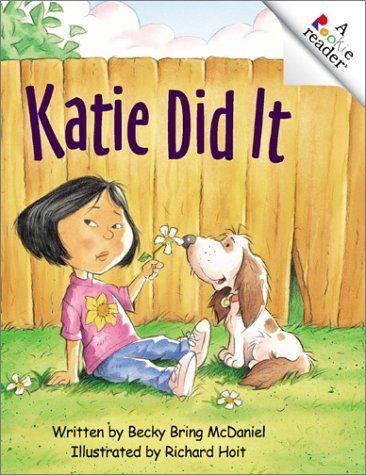 Katie Did It (revised edition): McDaniel, Becky Bring
