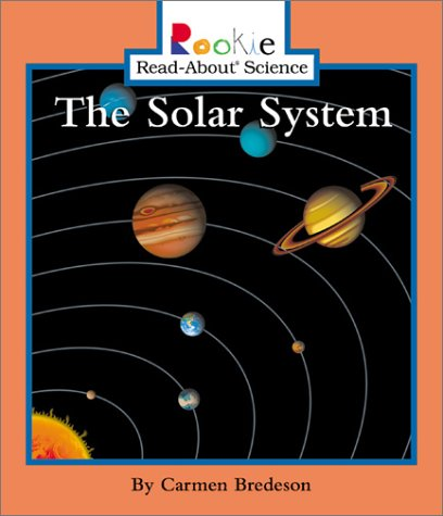 9780516228655: The Solar System (Rookie Read-About Science: Space Science)