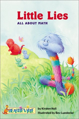 9780516228969: Little Lies: All about Math (Beastieville)