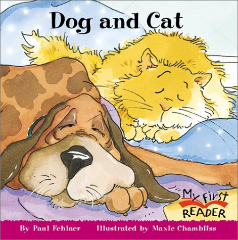 9780516229249: Dog and Cat (My First Reader)