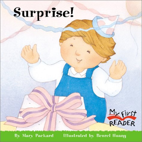 Surprise! (My First Reader) (0516229370) by Packard, Mary