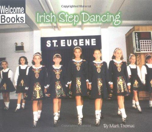 9780516230689: Irish Step Dancing (Let's Dance)
