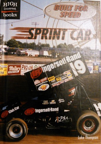 sprint car racing books