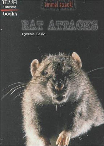 9780516233178: Rat Attacks (Animal Attacks)