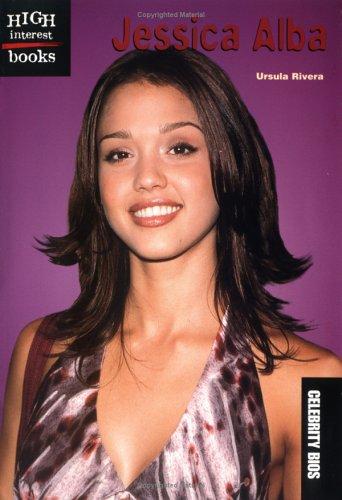 9780516234823: Jessica Alba (High Interest Books: Celebrity BIOS)