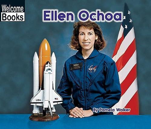 9780516235875: Ellen Ochoa (Real People)