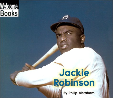 9780516236056: Jackie Robinson (Welcome Books: Real People)
