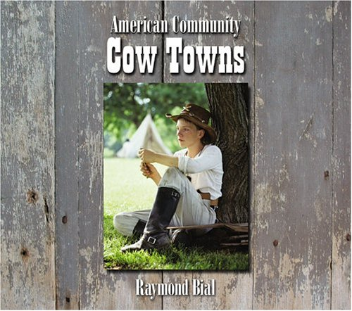 9780516237060: Cow Towns (American Community)