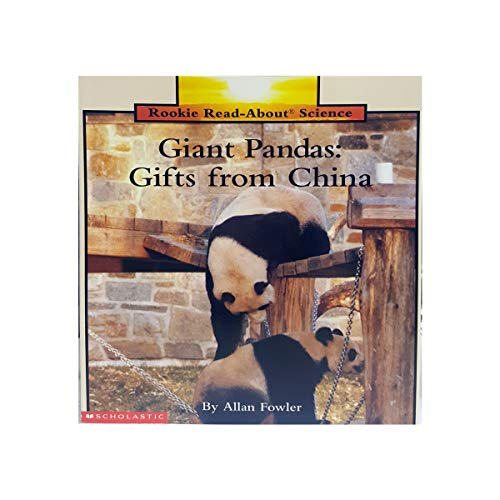 9780516238074: Giant Pandas: Gifts From China (Rookie Read-About Science)