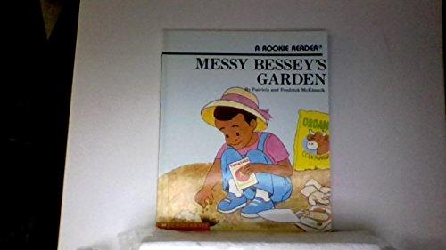 9780516238180: Messy Bessey's Garden (Rookie Reader, Level C)