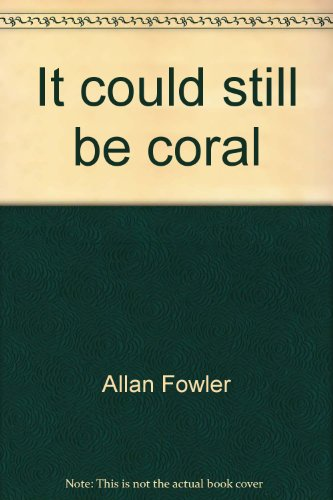 9780516238661: It could still be coral (Rookie read-about science)
