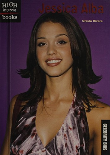 9780516239095: Jessica Alba (High Interest Books: Celebrity BIOS)