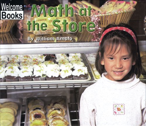 9780516239378: Math at the Store (Welcome Books: Math in My World)