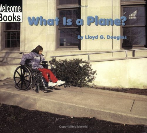 9780516240237: What Is a Plane? (Welcome Books: Simple Machines)