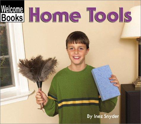 9780516240381: Home Tools (Welcome Books: Tools)