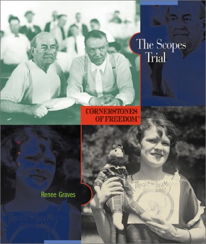 9780516242217: The Scopes Trial (Cornerstones of Freedom Second Series)