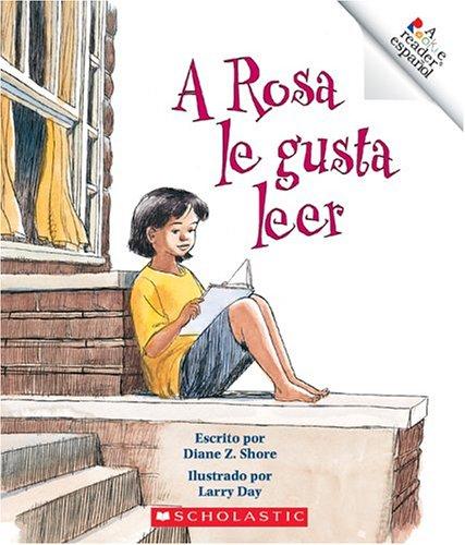 9780516244402: A Rosa Le Gusta Leer (Rookie Espanol)