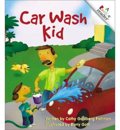 9780516244716: Car Wash Kid