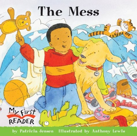 9780516246345: The Mess (My First Reader (Paperback))