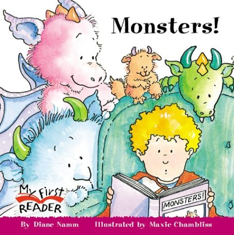 9780516246352: Monsters (My First Reader)