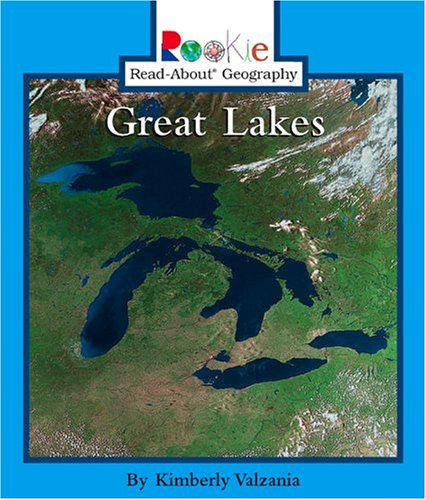 9780516246482: Great Lakes (Rookie Read-About Geography)