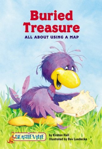 9780516246529: Buried Treasure: All About Using a Map (Beastieville)