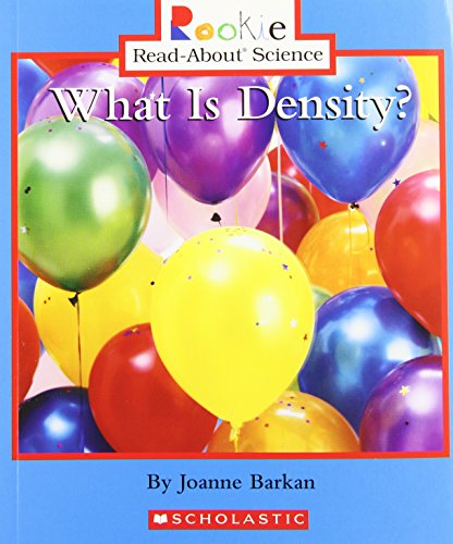 9780516246604: What Is Density? (Rookie Read-About Science (Paperback))