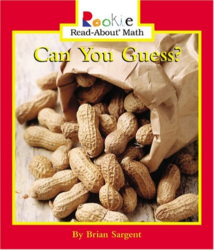 9780516246697: Can You Guess? (Rookie Read-About Math)