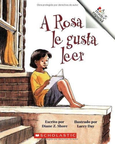 9780516246987: A Rosa Le Gusta Leer (Rookie Espanol)