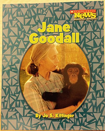 9780516247830: Jane Goodall (Scholastic News Nonfiction Readers: Biographies)