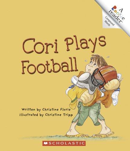 Cori Plays Football: Christine Florie