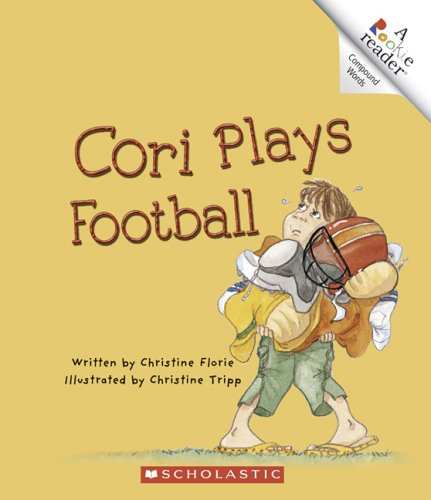 9780516248646: Cori Plays Football (Rookie Readers)