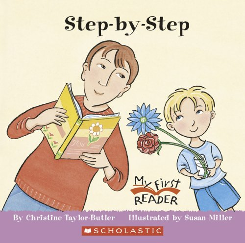 9780516248752: Step-by-step (My First Reader)