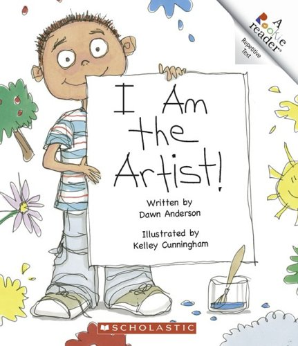 9780516249124: I Am the Artist! (Rookie Readers)